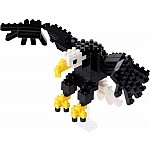 Nanoblock - Bald Eagle