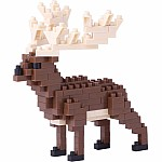 Nanoblock - Irish Elk