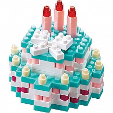 Nanoblocks Birthday Cake