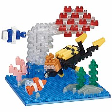 Nanoblocks - Scuba Diving