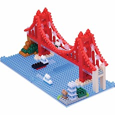 Nanoblocks - Golden Gate Bridge