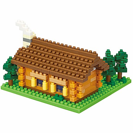 Nb - Swiss Log Cabin
