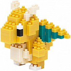Nanoblocks - Dragonite - Pokemon
