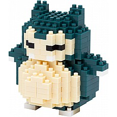 Nanoblocks Pokemon Snorlax