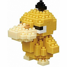 Nanoblocks Pokemon Psyduck