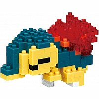 Nanoblocks - Cyndaquil - Pokemon