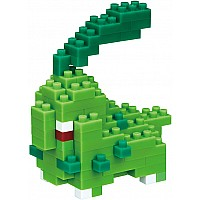 Nanoblocks - Chikorita - Pokemon