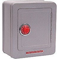Small Steel Safe with Alarm