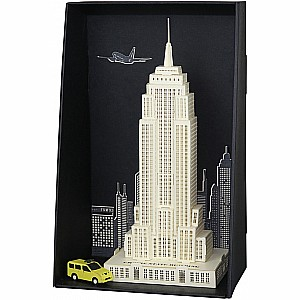 Paper nano - Empire State Building