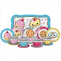 Sweet Treats Tin Tea Set