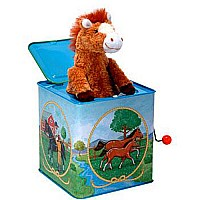 Pony Jack-in-box