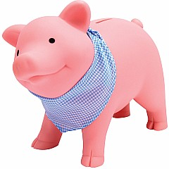 Rubber Piggy Bank