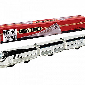Streamline Train Wind-Up