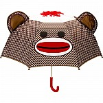 Sock Monkey Umbrella