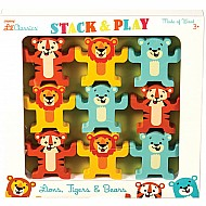 Stack & Play Animals