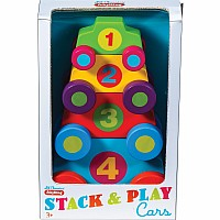 Stack And Play Cars
