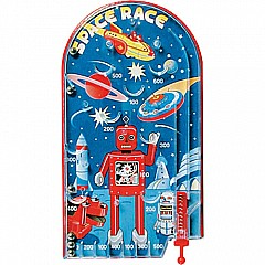 Space Race Pin Ball