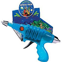 Sparking Space Gun