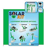 Solar 6 In One Kit