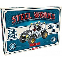 4 X 4 Vehicle - Steel Works