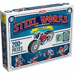 Steel Works 5-Model Set