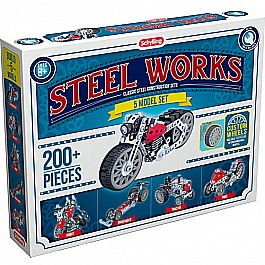 5 Model Set - Steel Works