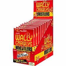 Wrestler Wally Crawlys