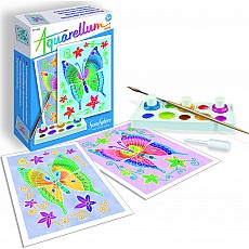 Aquarellum Mini - Butterflies