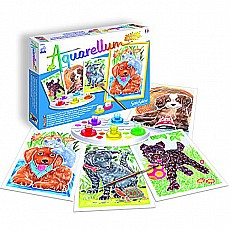 Aquarellum Junior Sweet Dogs Paint Set