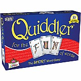 Quiddler Game with pop-up display