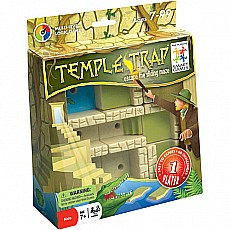 Temple Trap Puzzle Game 1 Player