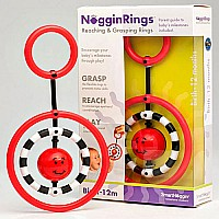 NogginRings Reaching & Grasping Rings