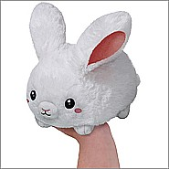 "Mini Fluffy Bunny (7"")"