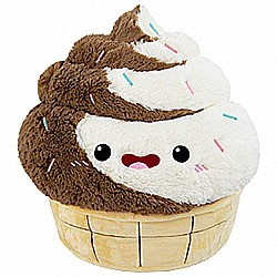 "Squishables Swirl Soft Serve (15"")"