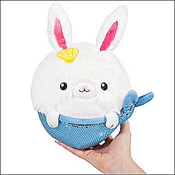 "Mini Mermaid Bunny (7"")"