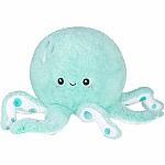 "Cute Octopus Mint (15"")"