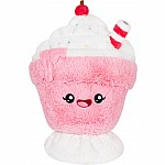 Squishable - Strawberry Milkshake