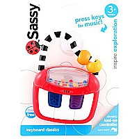 Keyboard Classics Developmental Toy