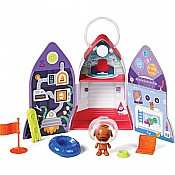 Portable Playset: Harvey's Spaceship