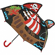 3 - D Umbrella Pirate