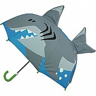 3 - D Umbrella Shark
