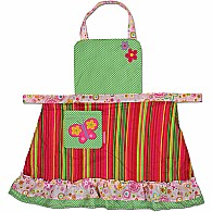 Signature Apron Butterfly