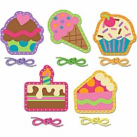 Lacing Cards Sweets