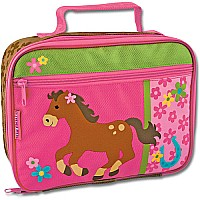 Lunch Box Girl Horse