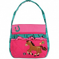 Quilted Purse Horse