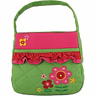 Quilted Purse Flower