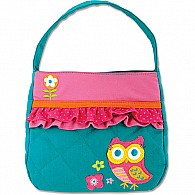 Quilted Purse Owl