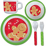 Gingerbread Man Cook Set