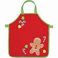 Christmas Apron Gingerbread