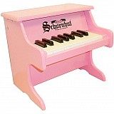 18 Key My First Piano in Pink
